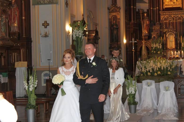 Ślub Magdy Zielińskiej, Miss Podlasia 2010