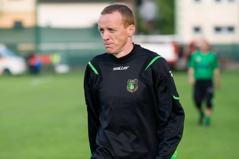 Paweł Wtorek został nowym trenerem Słowianina Grębów