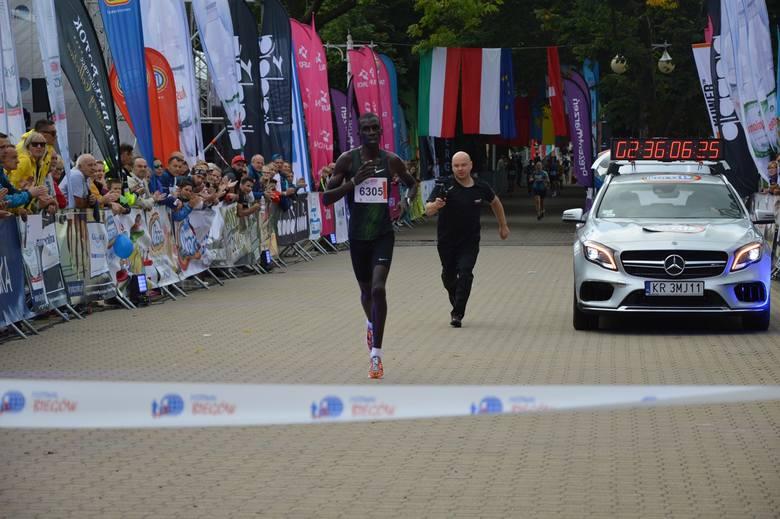 10. TAURON Festiwal Biegowy w Krynicy-Zdroju. Najlepsi biegacze Koral Maraton już na mecie. Oto zwycięzca
