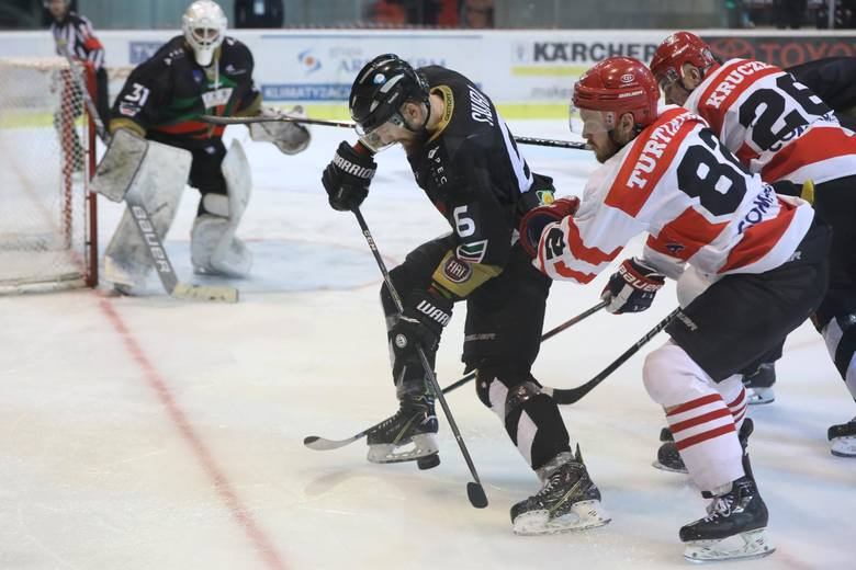 Comarch Cracovia przegrała z GKS-em Tychy