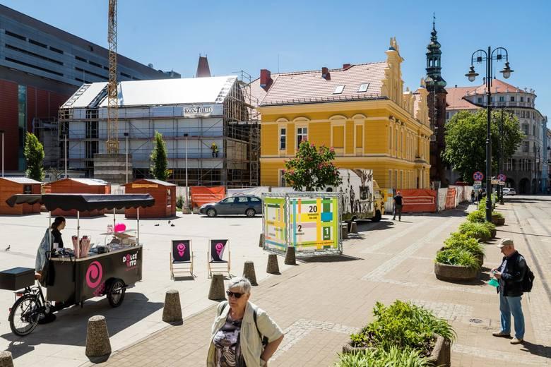 Coraz większymi krokami zbliża się koniec remontu w siedzibie Muzeum Okręgowego przy ul. Gdańskiej w Bydgoszczy.