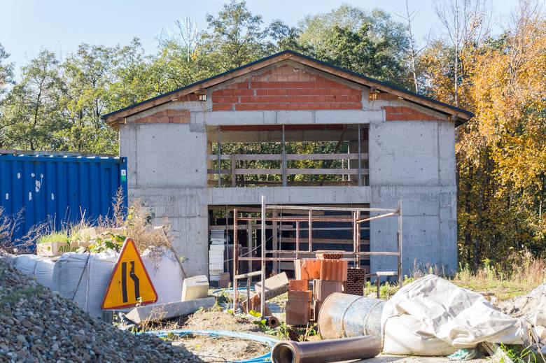 """Tak wygląda """"remont istniejącego domu jednorodzinnego"""""""