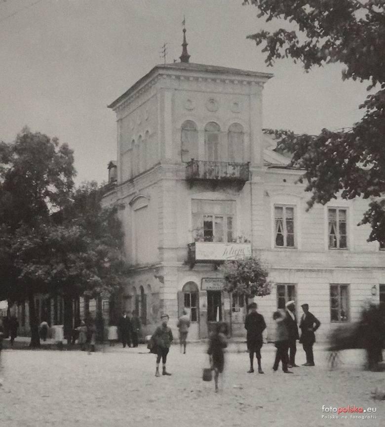 Lata 1920-1930 , Restauracja Felicja