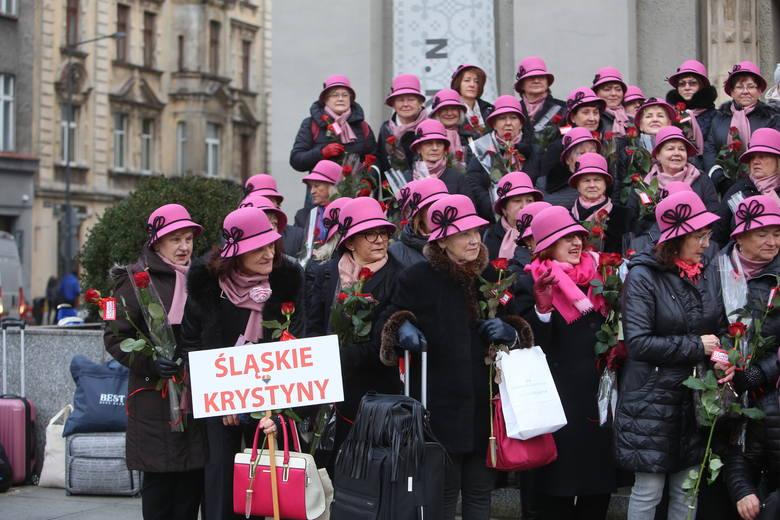 Śląskie Krystyny wyruszyły na zjazd w Bydgoszczy