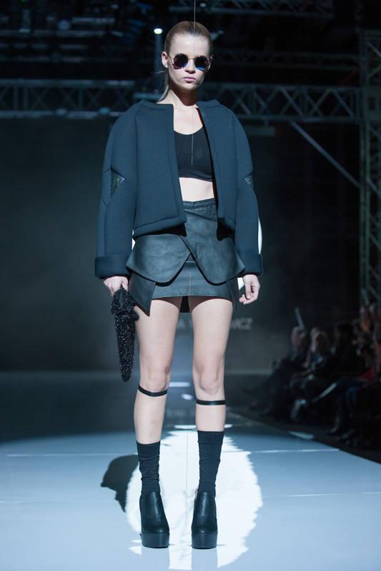 Fashion Week 2014. OFF Out of Schedule: pokaz Klaudii Markiewicz [ZDJĘCIA]