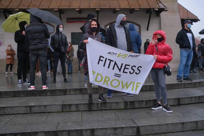 Braża fitness protestuje. Przedsiębiorcy mówią, że zostali na lodzie