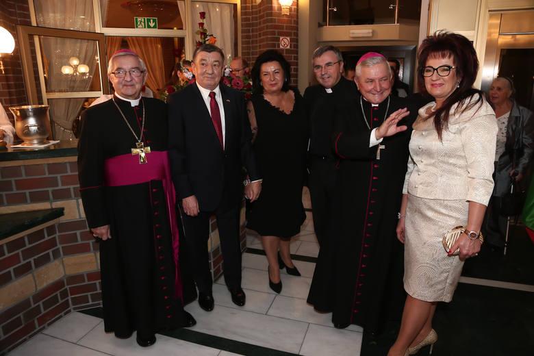Uroczystość zgromadziła wielu znakomitych gości