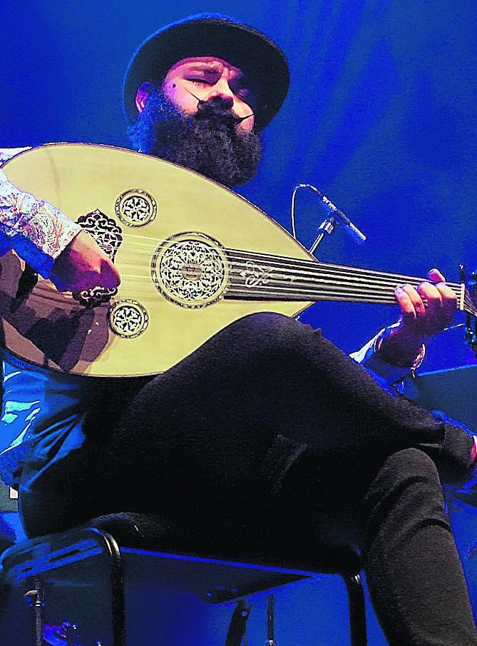 Joseph Tawadros, czyli muzyka świata w klubie Wytwórnia