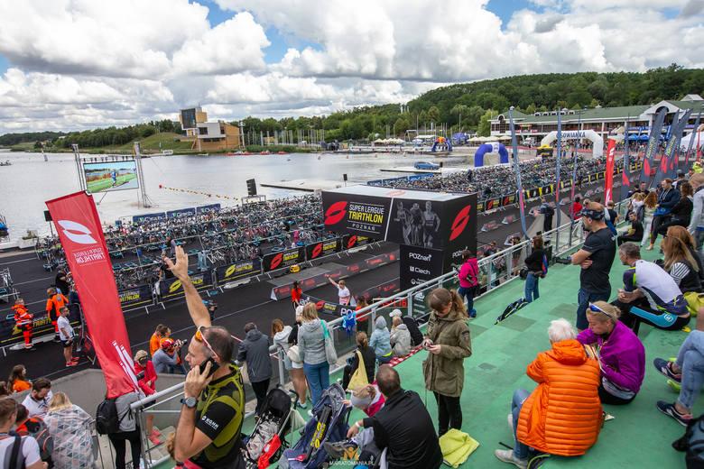 W najbliższy weekend w okolicach poznańskiej Malty odbędzie się Super League Triathlon, czyli jedna z największych imprez triathlonowych w Polsce