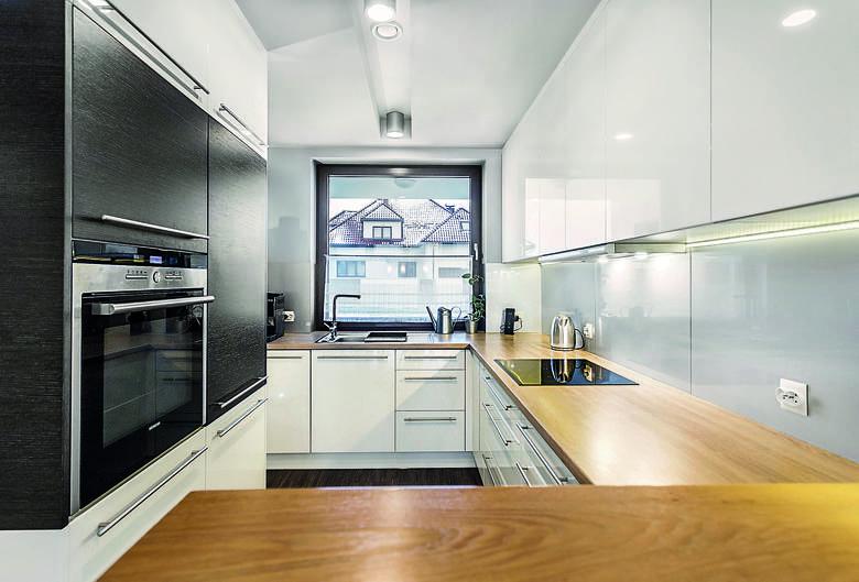 Kuchnia Na Miarę Mieszkania Jak Ją Zaaranżować Zdjęcia