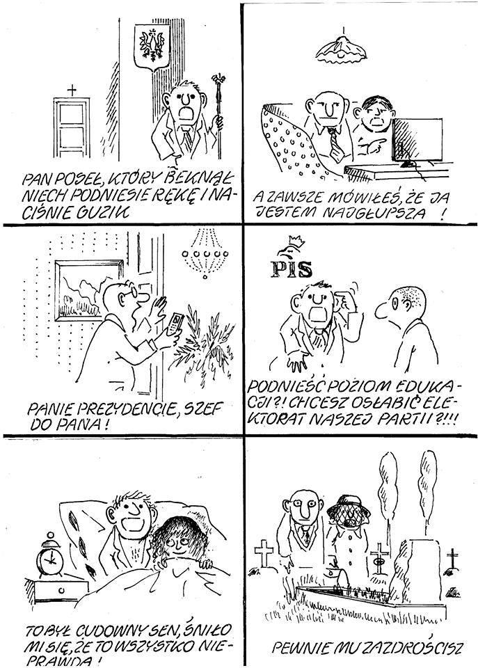 Ostatnie prace publikowane w Dzienniku Bałtyckim