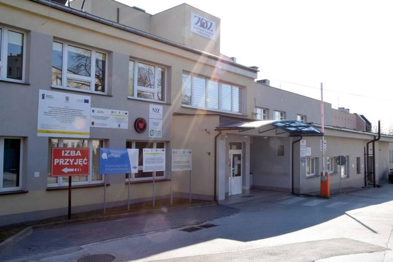 Szpital powiatowy w Busku częściowo wznawia przyjęcia planowe pacjentów. Obowiązują zaostrzone zasady bezpieczeństwa