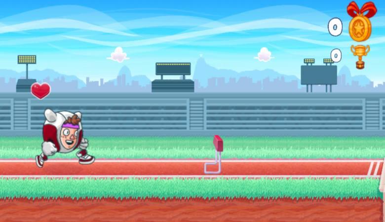 Olimpiada inspiruje twórców gier