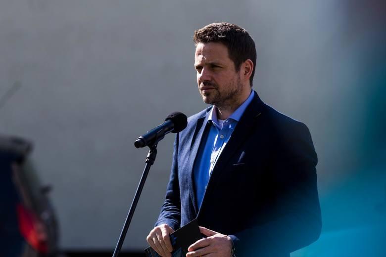 Rafał Trzaskowski jest oficjalnym kandydatem na prezydenta Koalicji Obywatelskiej.