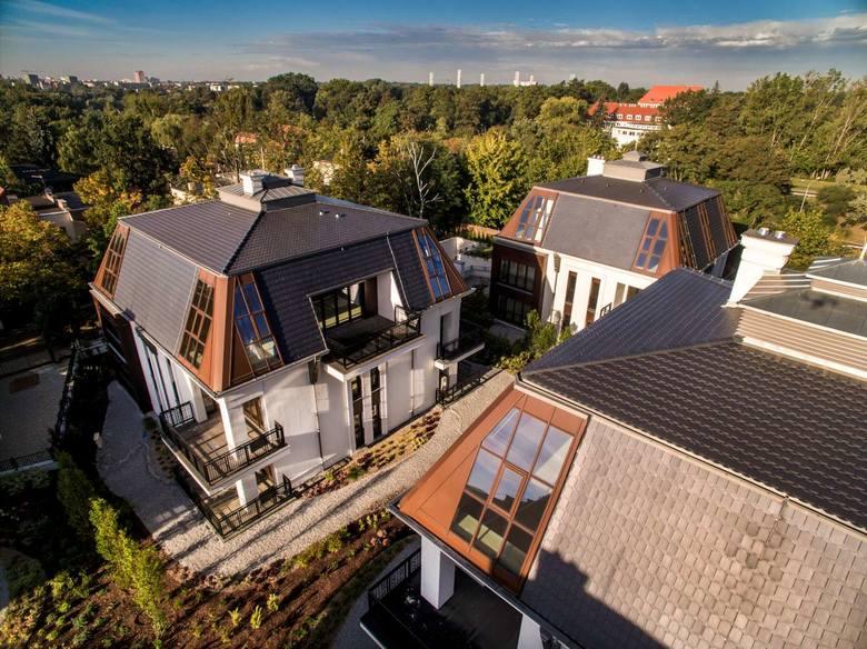 Ville Sołackie, nowa jakość w historycznej dzielnicy Sołacz
