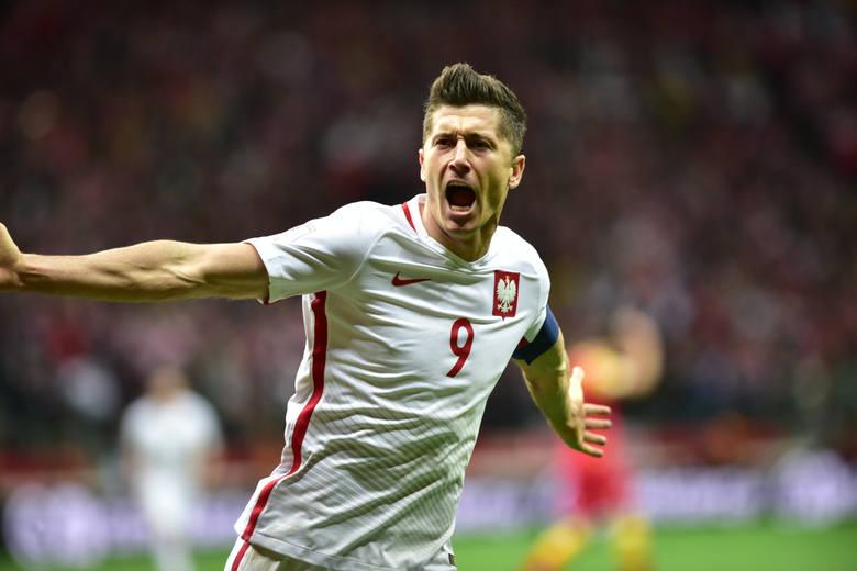 Robert Lewandowski jest obecnie nie tylko najlepszym napastnikiem na świecie. W swoim dorobku kapitan reprezentacji Polski ma niezliczoną liczbę większych