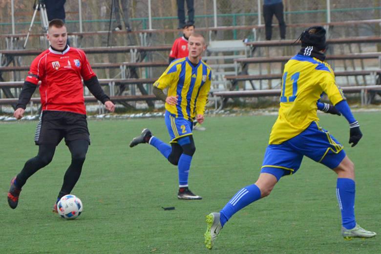 MKS Kluczbork rozbił w sparingu Stal Brzeg 5-2.