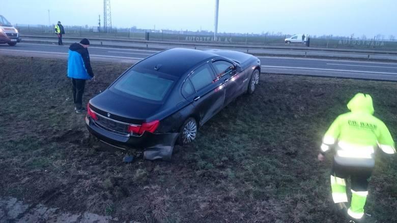Po aferze z prezydencką oponą autostrada A4 stanęła w korku. Kierowcy wściekli