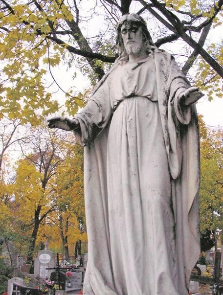 Odnawiana ma być również figura Chrystusa z pracowni H. Pohlmanna.