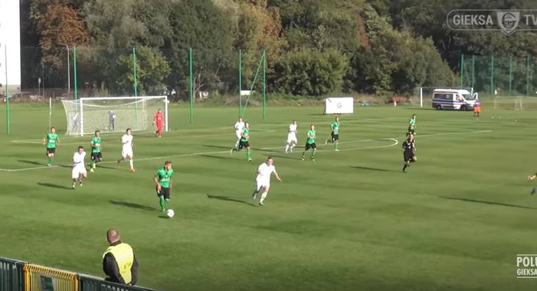 2. liga. Skrót meczu Garbarnia Kraków - GKS Katowice 1:3 [WIDEO]