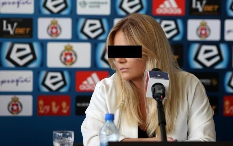 Marzena S., była prezes Wisły Kraków, jest podejrzewana m.in. o udział w zorganizowanej grupie przestępczej działającej na szkodę krakowskiego klubu