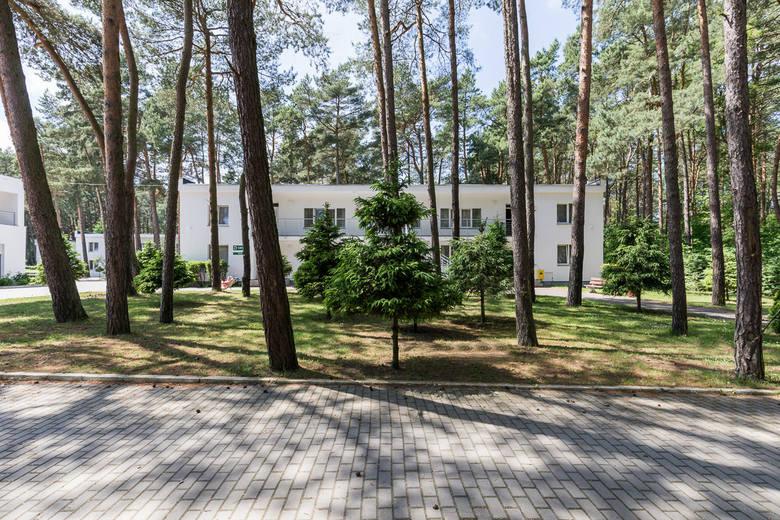 Dom Wypoczynkowy POLANA w Łukęcinie