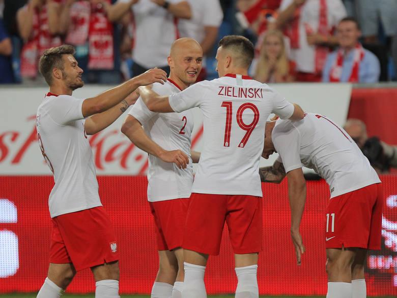 Mecz Polska - Chile