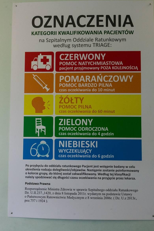 Tak działają Szpitalne Oddziały Ratunkowe w Szczecinie! [ZDJĘCIA]