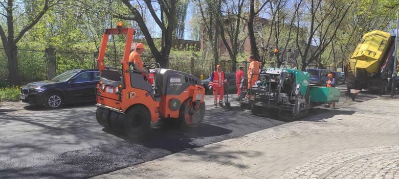 ZDiT rozpoczął sezon remontów ulic w Łodzi - prace potrwają do jesieni. Gdzie będą utrudnienia w ruchu? Sprawdź