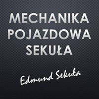 Mechanika Pojazdowa Edmund Sekuła