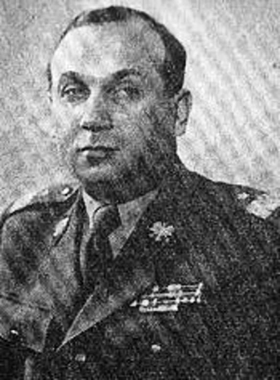 Generał Włodzimierz Muś, dowodził KBW najdłużej, bo od roku 1951 do 1965