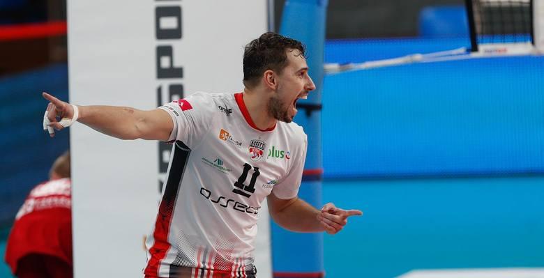 Fabian Drzyzga - POTWIERDZONE!Rozgrywający zostaje w Rzeszowie na kolejne trzy lata.