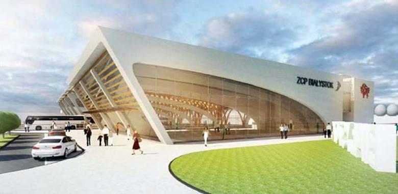 Tak będzie wyglądał dworzec PKS Białystok