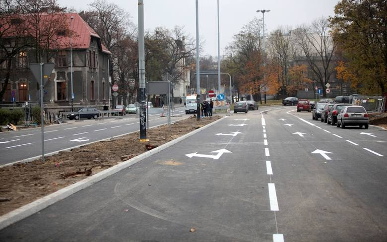 Wyremontowana ul. Łąkowa zostanie otwarta do użytku w sobotę