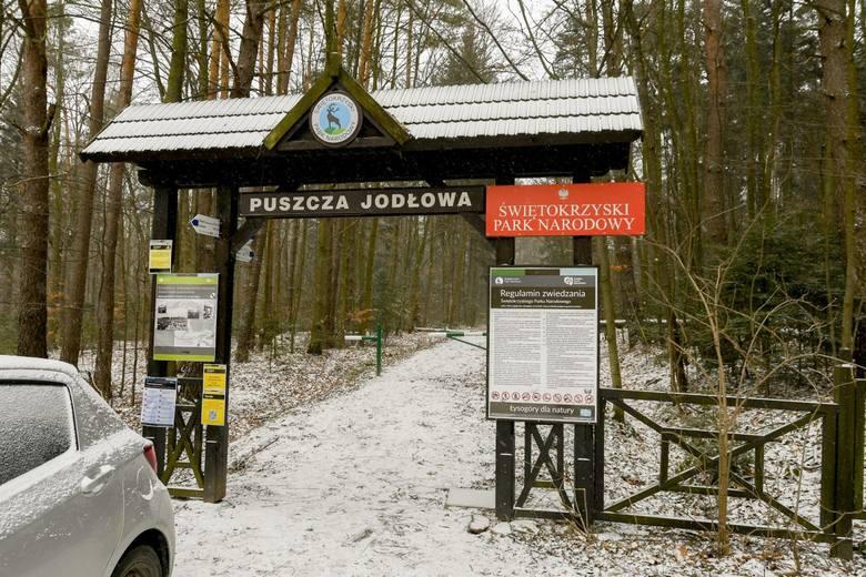 Nieliczni wybrali się w niedzielę na najpopularniejsze trasy turystyczne w regionie. Pogoda skutecznie zniechęciła mieszkańców do wycieczek, nawet w