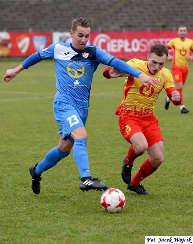 W meczu inaugurującym 2. rundę rozgrywek II ligi piłkarskiej, Gwardia Koszalin podzieliła się punktami ze Zniczem Pruszków.