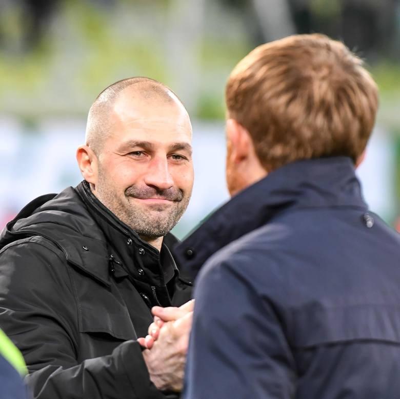 Powód zmiany: problemy rodzinne trenera Ojrzyńskiego (choroba nowotworowa żony). Obecnie Ojrzyński negocjuje kontrakt z Arką. W tzw. międzyczasie (27