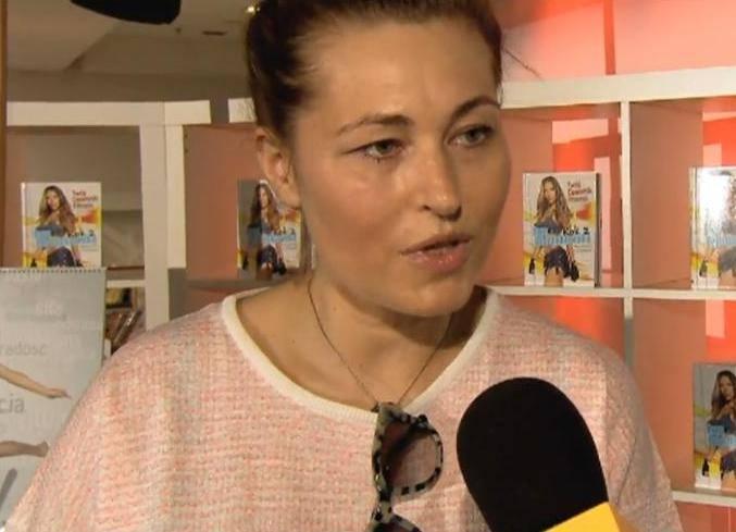 Beata Sadowska, znana dziennikarka i biegaczka.