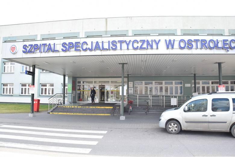 Koronawirus Ostrołęka. Szpital prosi o pomoc w walce z koronawirusem. Chodzi o wsparcie finansowe i rzeczowe. Apel. 24.03.2020