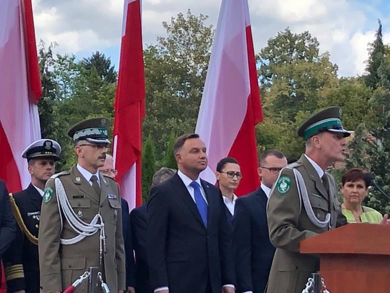 W czwartek, 5 września, prezydent Andrzej Duda ponownie odwiedzi nasz region. Prezydent odbędzie m.in. wizytę w Centralnym Ośrodku Szkolenia Straży Granicznej