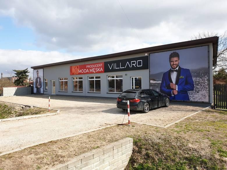 Sklep Roku<br /> <strong>Villaro</strong> z Łowicza. Zdobył 14 głosów i 19. miejsce w rankingu wojewódzkim