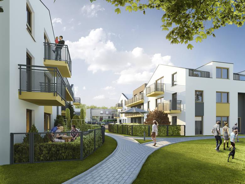 W nowej inwestycji powstającej na północy miasta znajdzie się blisko 100 mieszkań. Deweloper podkreśla, że lokalizacja na Zakrzowie spodoba się osobom