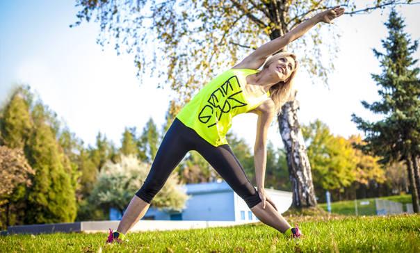 - Przygotowane przeze mnie zdrowe zasady aktywności fizycznej to 25 wskazówek, co należy robić, aby ta aktywność przynosiła nam dobre rezultaty - mówi
