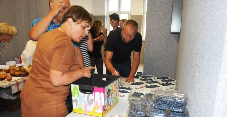 W Inkubatorze można kupić ekologiczne produkty.