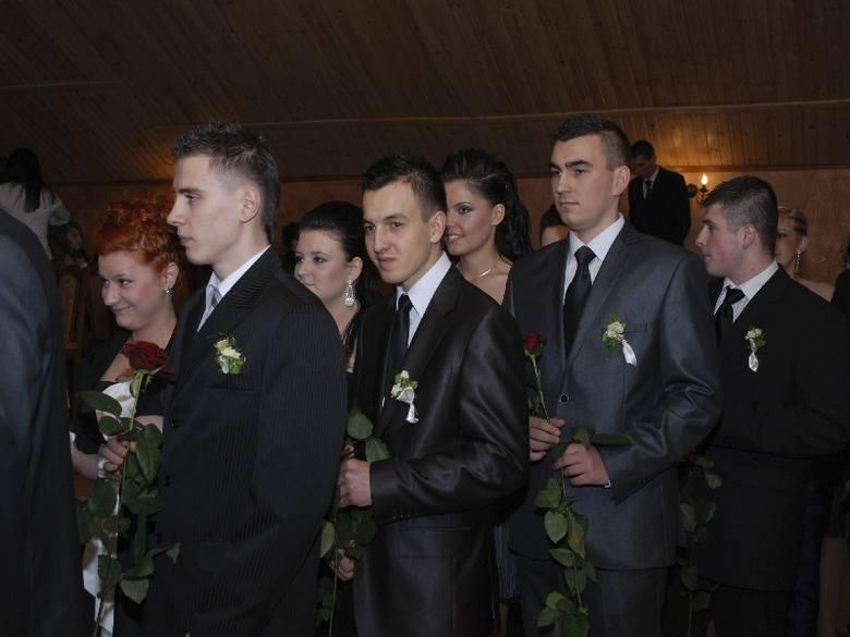 Studniówka 2011. Zespół Szkół Ekonomicznych i Ogólnokształcących w Łomży