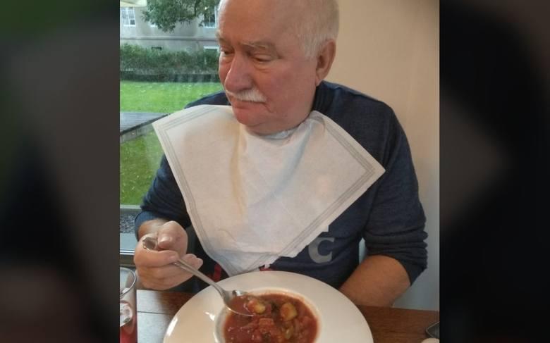 Lech Wałęsa przyjechał na Dolny Śląsk podreperować zdrowie. Swój pobyt w uzdrowisku Lądek-Zdrój relacjonuje codziennie na Facebooku, publikując zdjęcia
