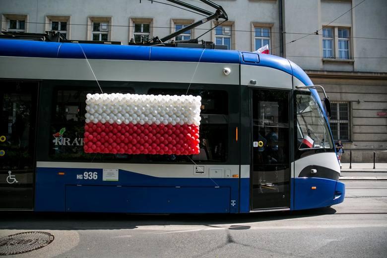 Tramwaje Krakowiaki kursują po stolicy Małopolski od 2015 roku