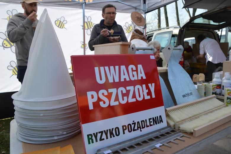 """Targi Pszczelarskie """"Wiosna w pasiece"""" w Łowiczu"""