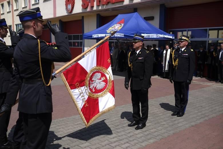 Brygadier Robert Wiśniewski, dotychczasowy szef włocławskich strażaków jest od kilku dni Komendantem Miejskim Państwowej Straży Pożarnej w Toruniu. We