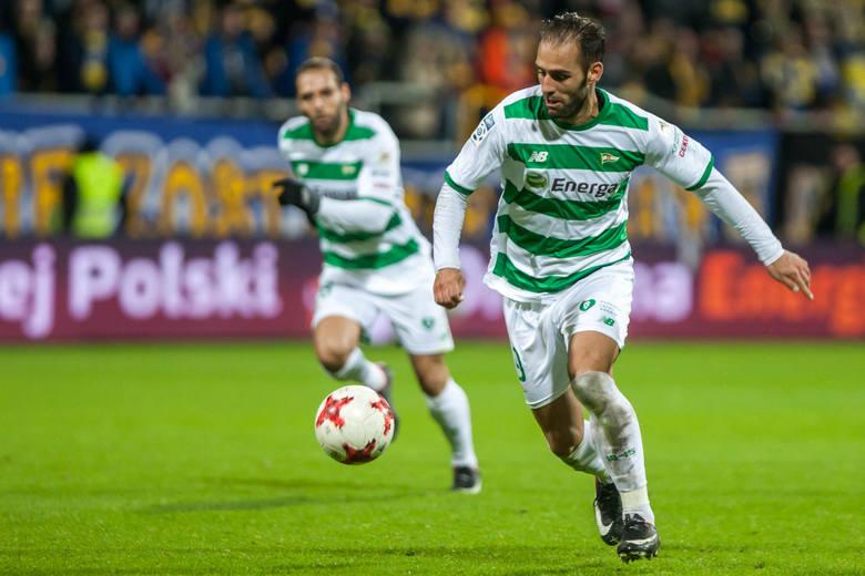 Najlepsza jedenastka obcokrajowców w rundzie jesiennej Ekstraklasy